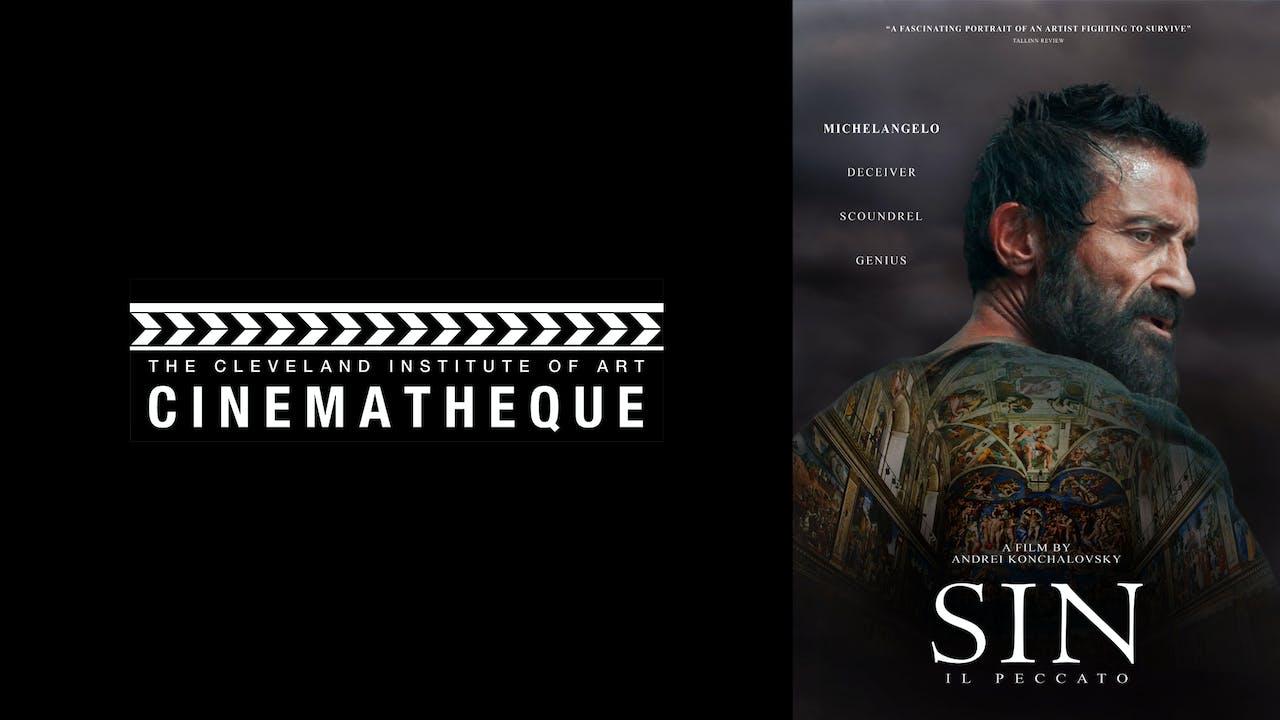 CLEVELAND CINEMATHEQUE presents SIN