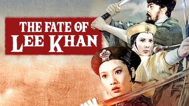 CINECINA FILM FESTIVAL - THE FATE OF LEE KHAN