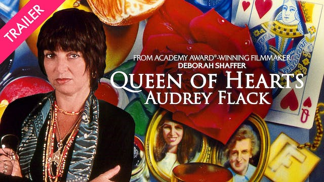 Queen of Hearts: Audrey Flack - Comin...