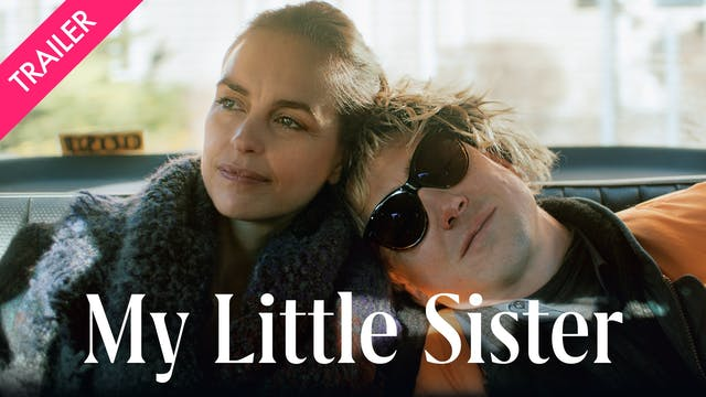 My Little Sister - Coming 10/15