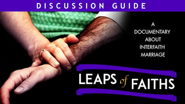 Leaps of Faith - Discussion Guide