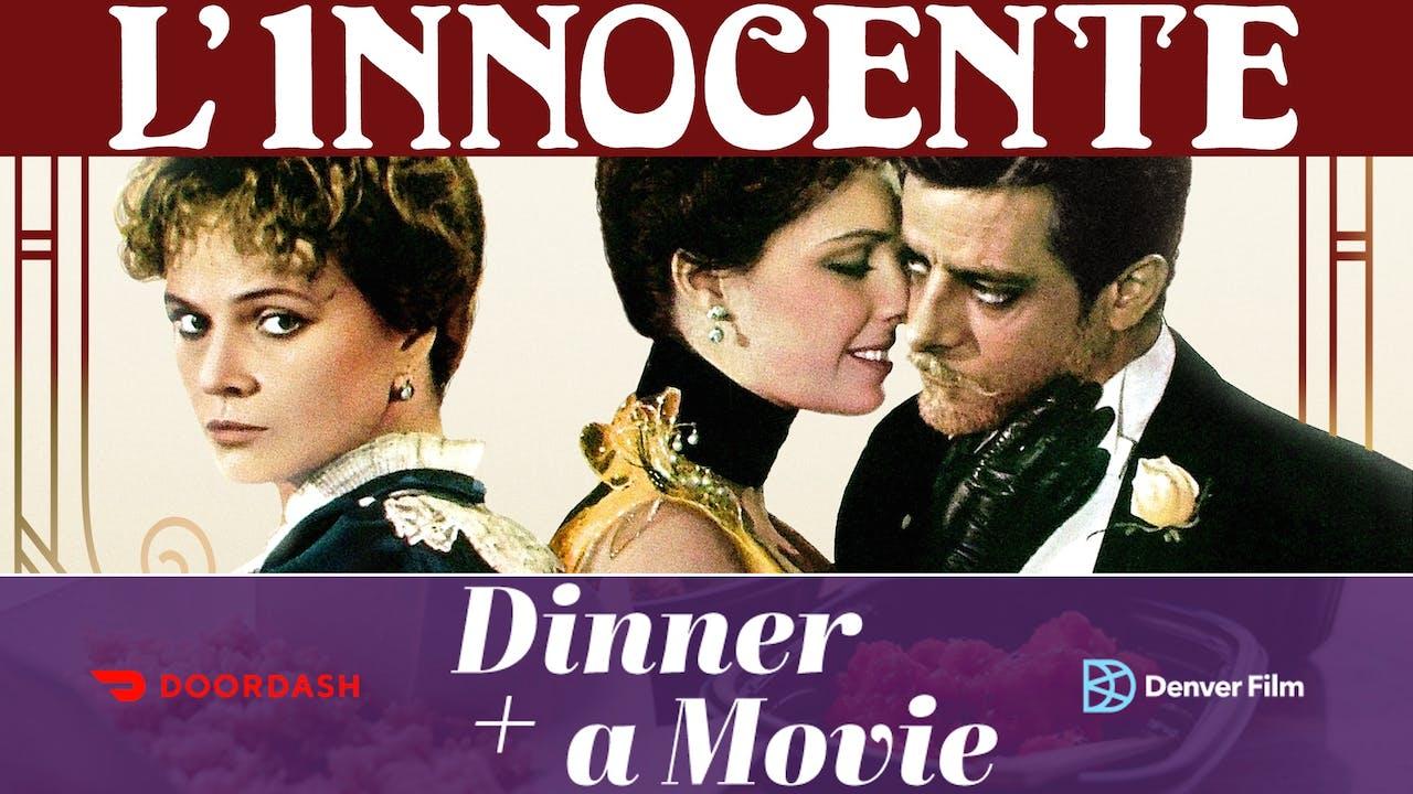 DENVER FILM presents L'INNOCENTE