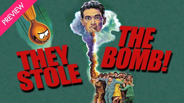 They Stole the Bomb - Trailer