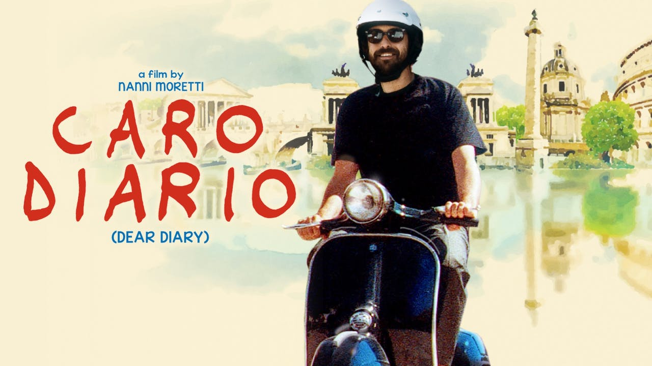 GENE SISKEL FILM CENTER presents CARO DIARIO