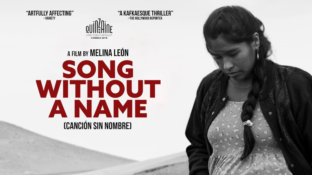 BAMPFA presents SONG WITHOUT A NAME