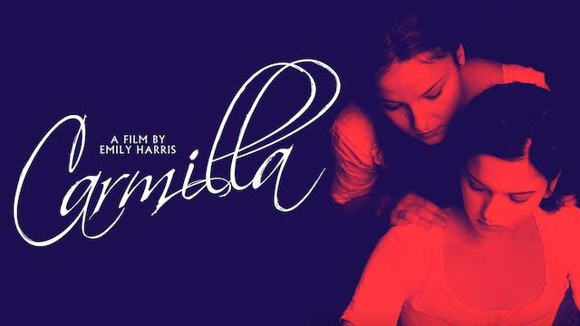 CINEMA SAVANNAH presents CARMILLA