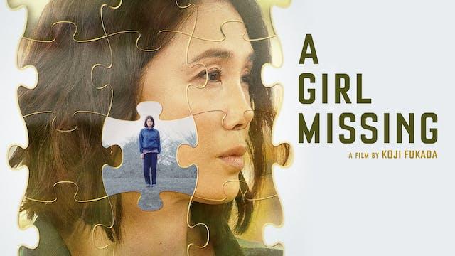 FILM STREAMS presents A GIRL MISSING