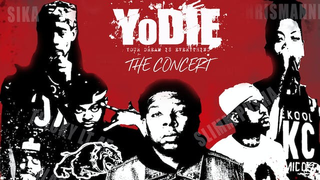 Yodie The Concert