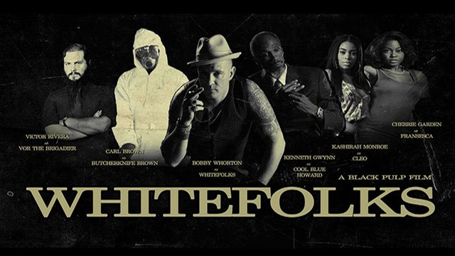 OFFICIAL WHITEFOLKS TRAILER No. 1 Inspired by Iceberg Slims Trick Baby