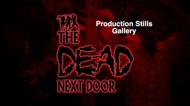 The Dead Next Door Extras: Production Stills Gallery (2015)