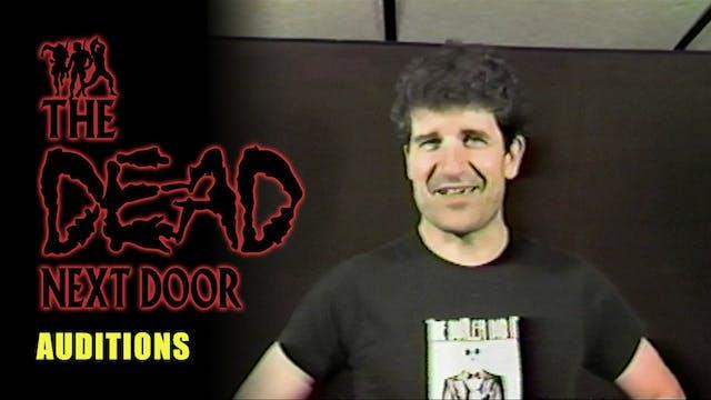 The Dead Next Door Extras: Auditions (2005)