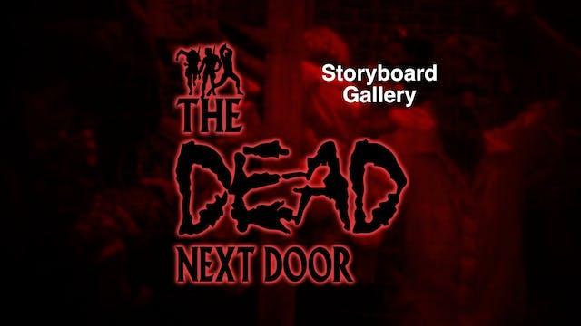 The Dead Next Door Extras: Storyboard Gallery (2015)