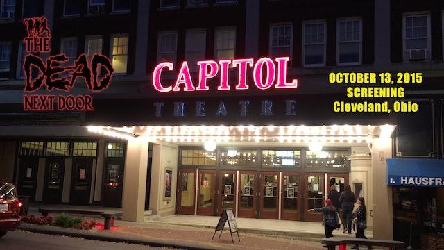 The Dead Next Door Extras: Capitol Theatre Screening (2015)