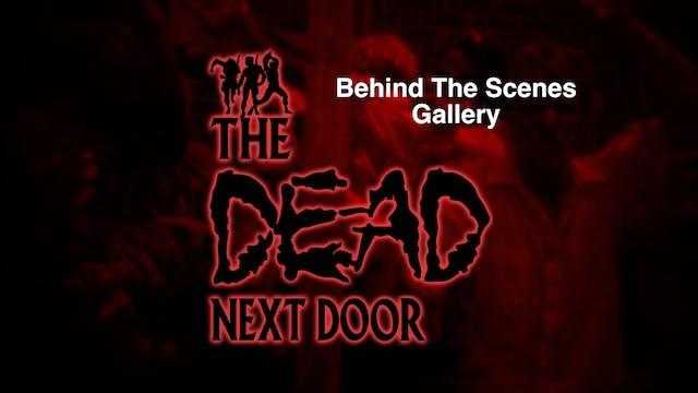 The Dead Next Door Extras: Behind-the-Scenes Gallery (2015)