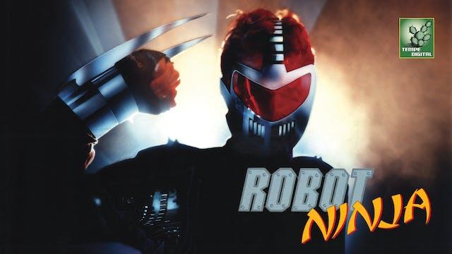 Robot Ninja (1989)