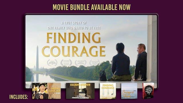 FINDING COURAGE (Movie Bundle)