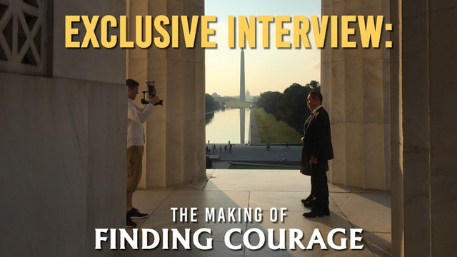 """EXCLUSIVE INTERVIEW: The Making of """"Finding Courage"""""""