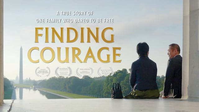FINDING COURAGE (Official Movie Trailer)
