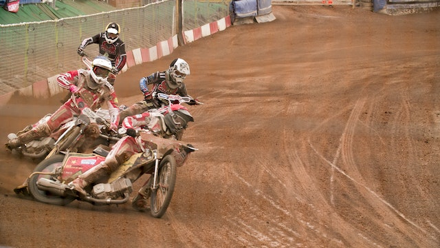 Speedway Glasgow Tigers 1st May 2016