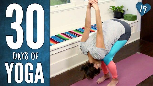 Day 19 - Breath & Body Practice