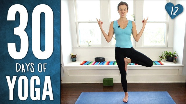 Day 12 - Yoga For Spinal Health