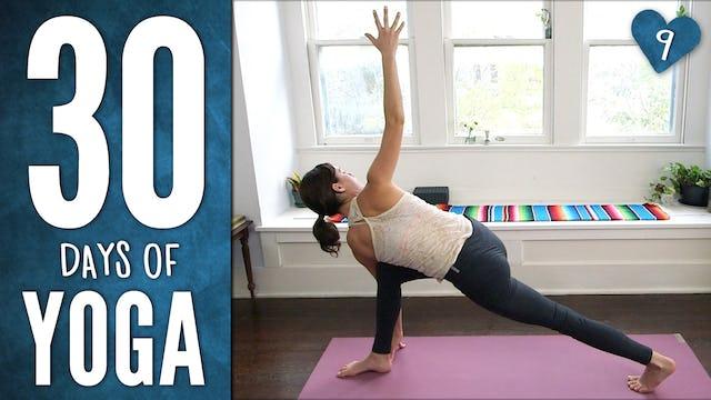 Day 9 - Full Potential Detox Practice