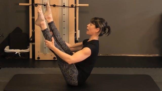 Pilates Mat level 2