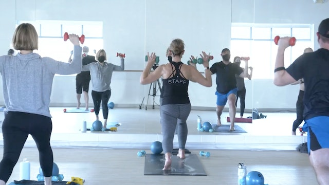 3/17 Yoga Sculpt with Carrie