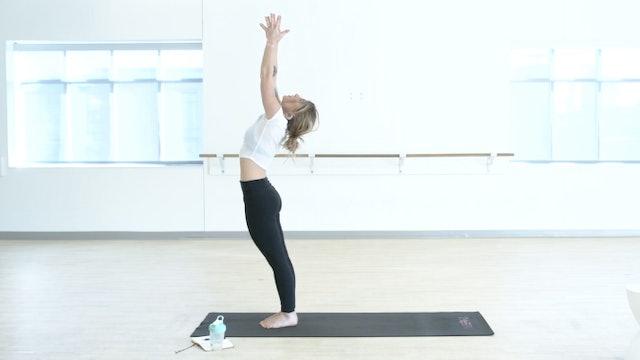 4/3 Power Yoga with Ashley