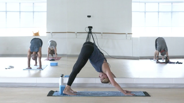 Yoga with Kiki - Recorded LIVE on 9/11/2020