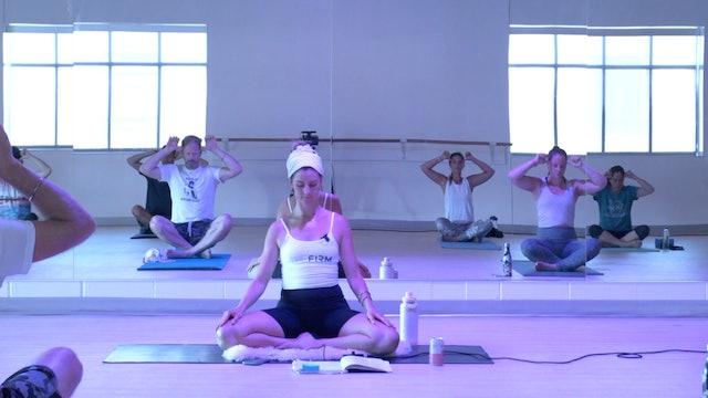 6/15 Kundalini Yoga with Greta