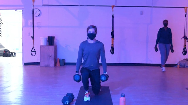 3/11 HIIT Strength with Kristin E
