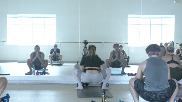 10/13 Yoga Sculpt with Anna