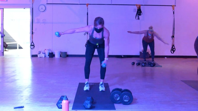 3/30 HIIT Strength with Kristin E