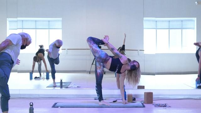 3/27 Power Yoga with Ashley