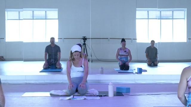7/8 Kundalini Yoga with Greta