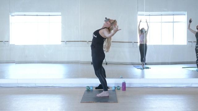 4/5 Yoga Sculpt with Lisa Marie