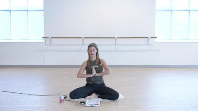 Day 12: 4 Week Meditation Challenge