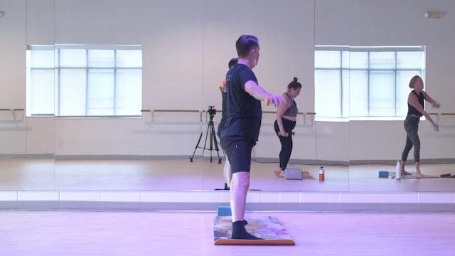 10/7 Yoga Sculpt with Doug