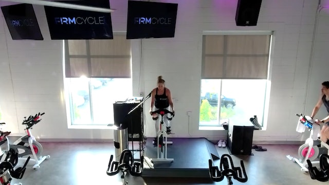 10/11 Cycle 45 with Kelly (sub)