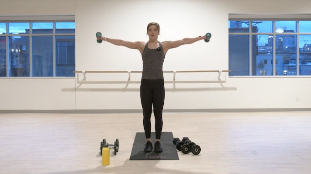 12/15 HIIT Strength 30 with Kristin E