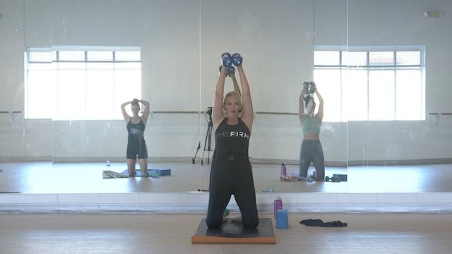 10/4 Yoga Sculpt with Lisa Marie