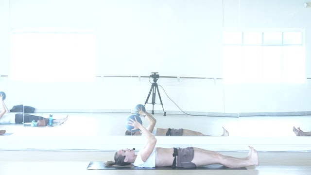 9/24 Pilates/Barre with Anna