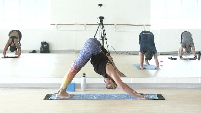 Yoga with Kiki - Recorded LIVE on 9/4/2020
