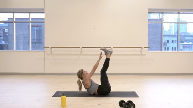 12/3 HIIT Strength 30 with Kristin E