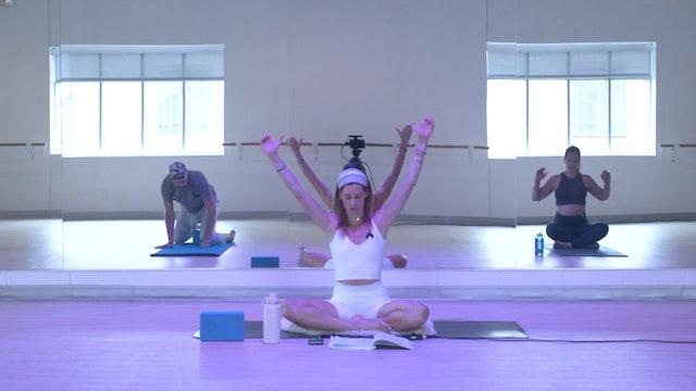 Kundalini Yoga: Get Elevated & Wake Up Your Chakras