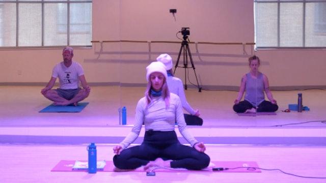 Kundalini Yoga with Greta - Recorded LIVE on 10/15/2020