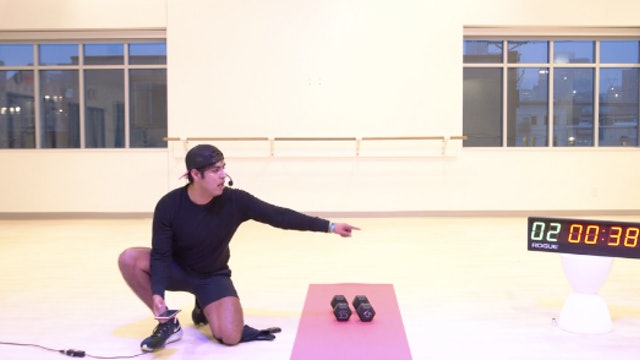 12/18 HIIT Strength with Leon