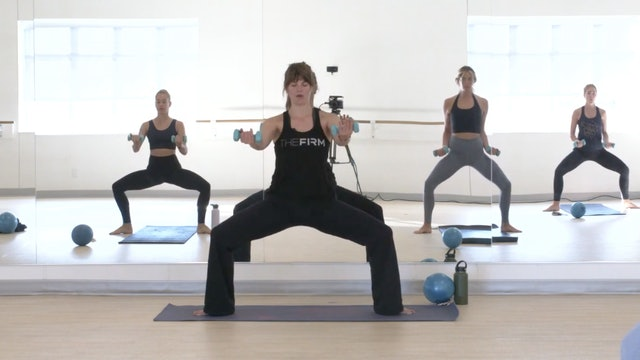 Pilates/Barre with Elinor - Recorded LIVE on 10/13/2020