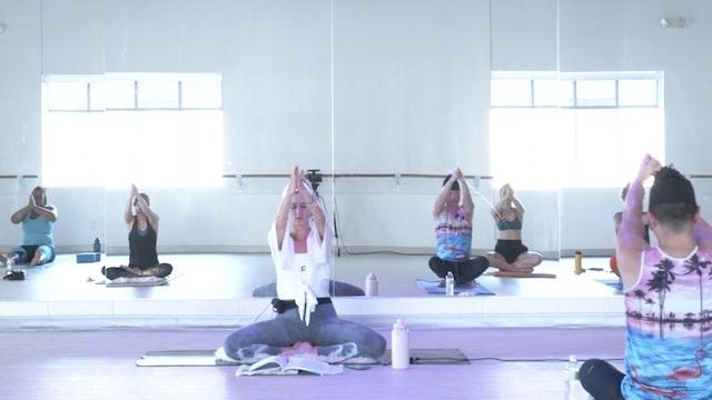 7/22 Kundalini Yoga with Greta